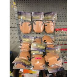 24 Pairs New Leather Construction Knee Pads