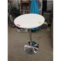 Adjustable Height Bar Table - Store Return