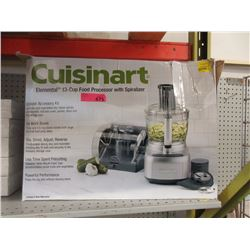 Cuisinart 13 Cup Food Processor - Store Return