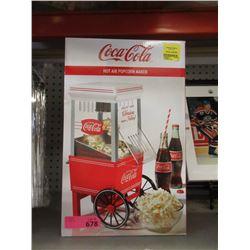 Countertop Coca-Cola Air Popcorn Maker