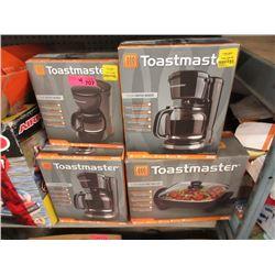 4 Small Kitchen Appliances - Store Returns