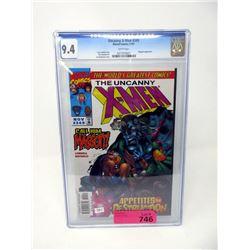 "Graded 1997 ""Uncanny X-Men #349"" Marvel Comic"