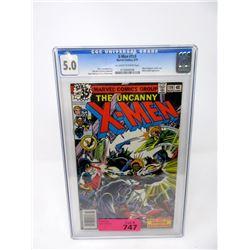 "Graded 1979 ""Uncanny X-Men #119"" Marvel Comic"