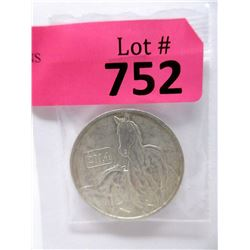 """1 Oz. .999 Fine Silver """"Year of the Horse"""" Coin"""
