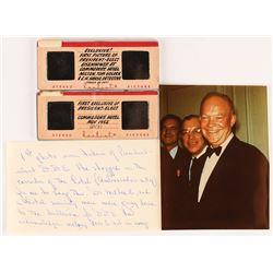 Dwight D. Eisenhower First Photos as President-Elect