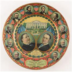 William H. Taft and John Sherman