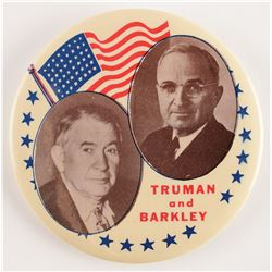Harry S. Truman and Alben W. Barkley