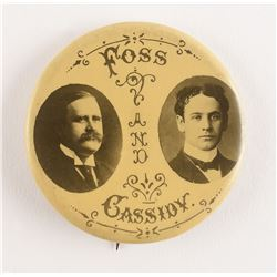Eugene Foss and Thomas Cassidy