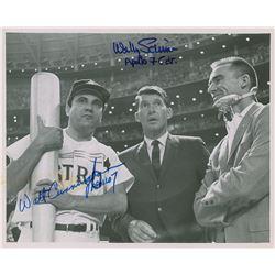 Wally Schirra and Walt Cunningham