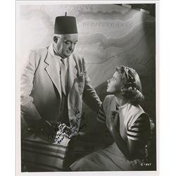 Casablanca: Sydney Greenstreet