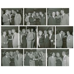 Marilyn Monroe Collection of (10) Original Vintage Photographs