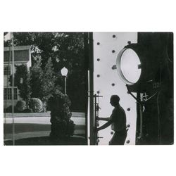The Desperate Hours Trio of Original Photographs by Elliott Erwitt