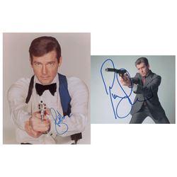 James Bond: Moore and Brosnan