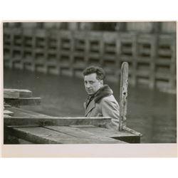 Elia Kazan Original Photograph by Elliott Erwitt