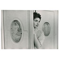 Gina Lollobrigida Original Photograph by David Seymour