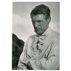 The Pride and the Passion: Cary Grant Original Photograph by Ernst Haas