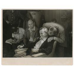 William Wyler Original Photograph by Elliott Erwitt