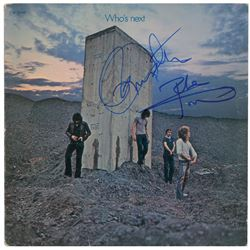 The Who: Daltrey and Townshend