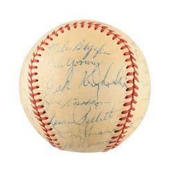 Baltimore Orioles: 1954