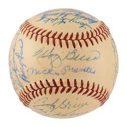 Baseball All-Stars: 1957 and 1958