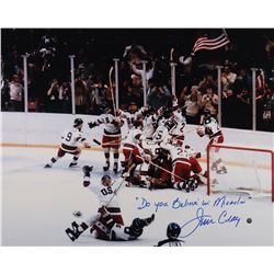 Miracle on Ice: Jim Craig