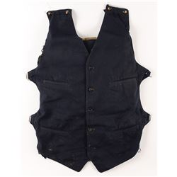 Bonnie and Clyde Bullet-Proof Vest