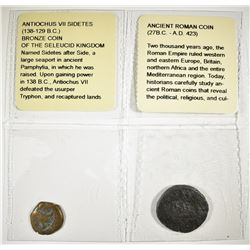 2-ANCIENT COINS