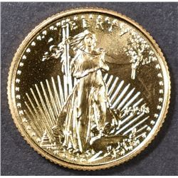 1998 1/10 oz GOLD AMERICAN EAGLE