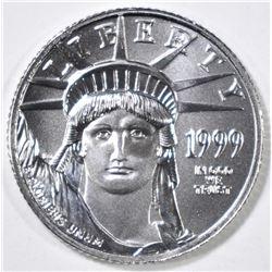 1999 1/10 oz PLATINUM AMERICAN EAGLE