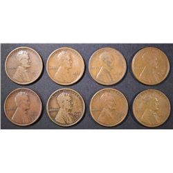 KEY DATE LINCOLN CENTS: