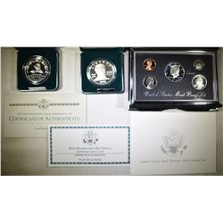 COMMEM & PROOF SET LOT: