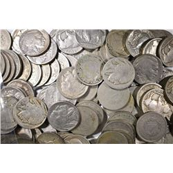 AVE CIRC NICKEL LOT:
