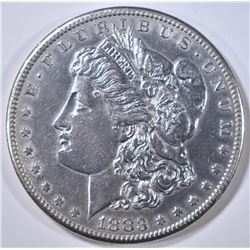 1883-S MORGAN DOLLAR  BU