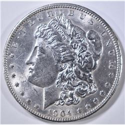 1904 MORGAN DOLLAR   CH BU