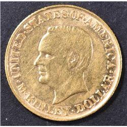 1916 $1 GOLD MCKINLEY  BU