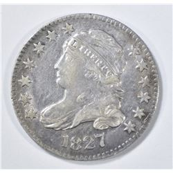 1827 BUST DIME  XF