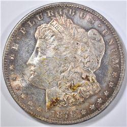 1878 7TF REV. OF 78 MORGAN DOLLAR CH BU