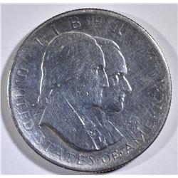 1926 SESQUI COMMEM HALF CH BU