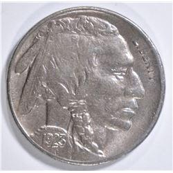 1923-S BUFFALO NICKEL  XF/AU