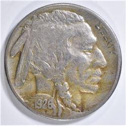 1926-S BUFFALO NICKEL  VF