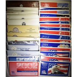 U.S. MINT UNC SET LOT: