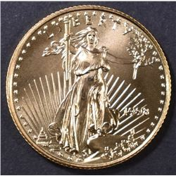 1998 .25 oz GOLD AMERICAN EAGLE