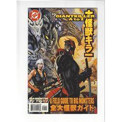 Giant Killer A-Z  by DC Comics