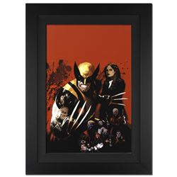 Fear Itself: Wolverine #1 by Stan Lee - Marvel Comics