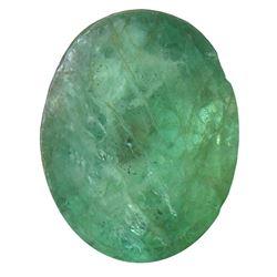 3.96 ctw Oval Emerald Parcel