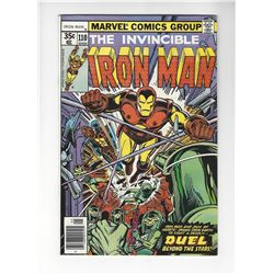 The Invincible Iron Man Issue #110 by Marvel Comics