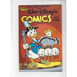 Walt Disneys Comics and Stories Issue #546 by Gladstone Publishing