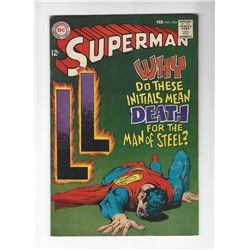 Superman Issue #204 by DC Comics