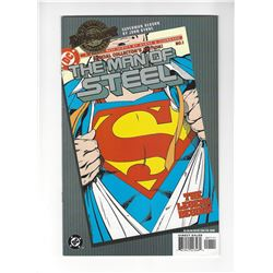 The Man of Steel Issue #1 by DC Comics