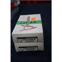 Varmageddon Nosler 223 Remington (2 Boxes)